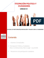 UNIDAD 01-Participación Politica y Ciudadanía Final PDF RAQUEL
