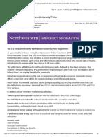 Nov. 19 Northwestern Crime Alert