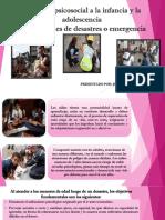 Atencion Psicosocial en Situaciones de Desastres