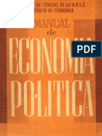 Manual Economia Politica Urss