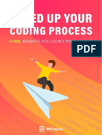 Speed Up Your Coding Process