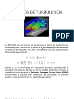 Modelos de Turbulencia