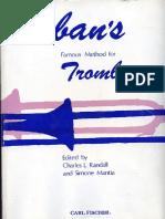 Arban - Trombón Metodo.pdf