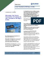 Microchip, ADs de Alta Velocidad de 200 Msps y 16 Bits - NT 0058-2014