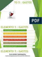 ELEMENTO 5- ppt
