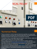 Numerical Relay