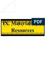 materials and resources  4