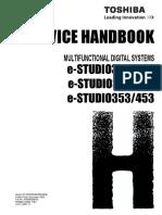 Service Handbook 370 Tr