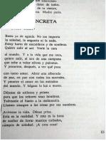 Poesía concreta de Alejandro Romualdo