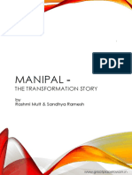 Manipal Hospitals Transformation Story
