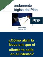 Fundamento Estratégico 2010