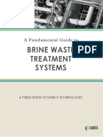 A Fundamental Guide to Brine Waste Treatment Systems