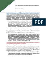 Descripción plan de estudios de estadística y probabilidad CCH
