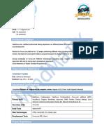 Salesforce Sample Resume 1
