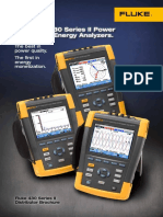 Energy Audit Power Quality Analyzer