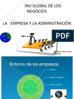 1.- La Empresa y La Admon