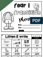 Phonic Worksheet