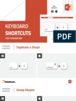 Powerpoint Keyboard Shortcuts