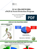 FMB ENGP_Forest Protection LogFrame