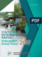 Statistik Daerah Kabupaten Kutai Timur 2017