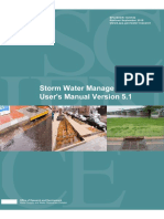 EPA-Storm water Management-User manual Version 5.1