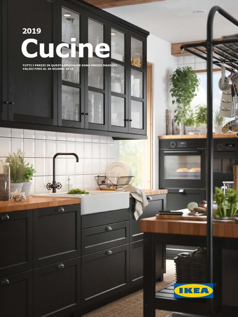 Binario Pensili Cucina Ikea in-store range brochure kitchen metod it ch