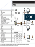 thermodyne torch 101 parts