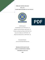 Perilaku Keorganisasian (Konsep Komunikasi, Hambatan, Dan Solusi [SAP 6])_Kelompok 4 (EMA 224 a)