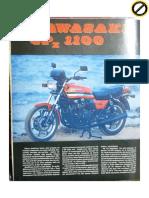 Gpz 1100 81 road test