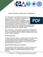 UniFAST - Press Release