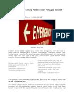 10 Poin Penting Tentang Perencanaan Tanggap Darurat.docx