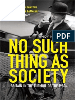 No Such Thing as Society by Andy McSmith