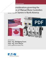 manual motor controllers