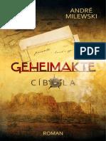 Leseprobe Geheimakte Cíbola