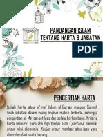 UMJ JAKARTA 2018 PANDANGAN ISLAM TENTANG HARTA DAN JABATAN