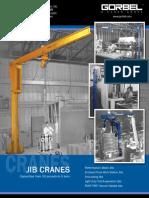 Gorbel Freestanding i Beam Jib Brochure