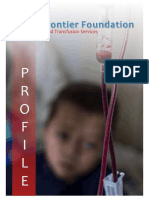 Frontier Foundation Welfare Hospital & Blood Transfusion Services Profile
