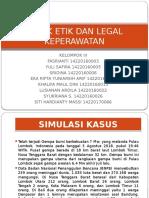 Aspek Etik Dan Legal Keperawatan