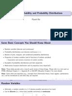 Probabilty Tutorial