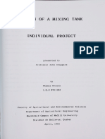 Design of a Mixing Tank Individual Project.pdf