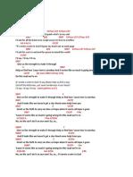 NOTE TO GOD - Chord Sheet.pdf