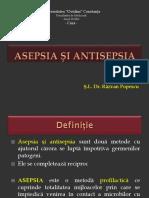 02 - Asepsia Si Antisepsia