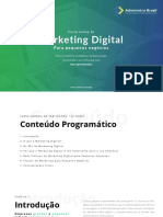 Marketing Digital Para Pequenos Negocios