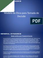 Modelo de Ética para a tomada de decisão