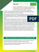 Manual de Manutenção MHBR Flávio