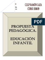 Propuesta Pedagógica 2018-19 Ei