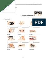 Lectoescritura (Nivel Elemental) El Cuerpo Humano.pdf