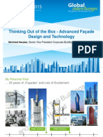 Thinking Out of the Box Advanced Facade Design and Technology