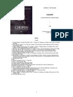 Chopin Tomo 3