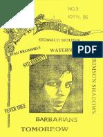 Psychagogos fanzine #3-6